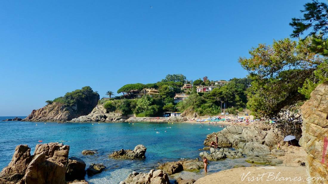 Bay of Sant Francesc